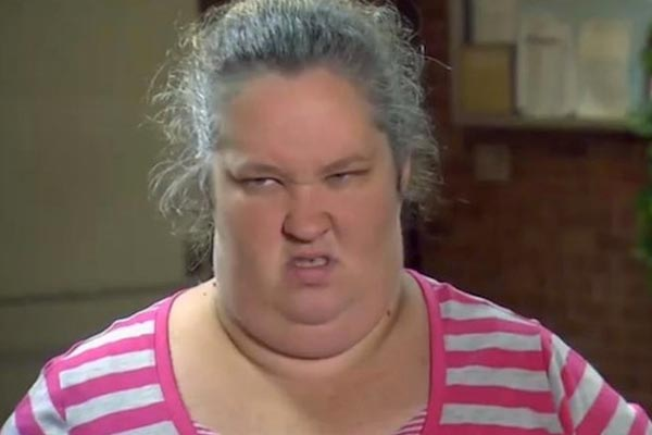 Honey Boo Boo's mum lost 50 kgs without diet or exercise