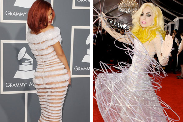 Stars told what NOT to wear to the Grammys