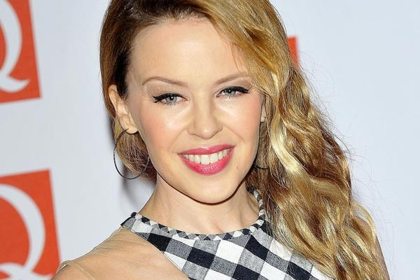 Kylie Minogue hooks up with Jay-Z
