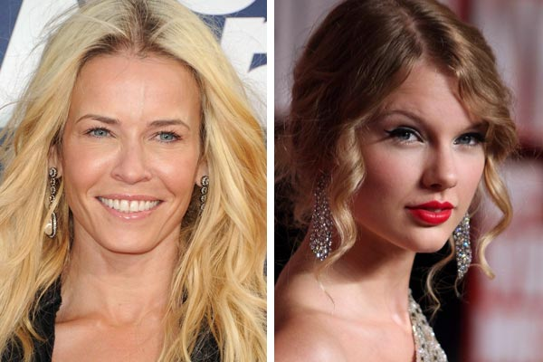 Why Taylor Swift dates so many men according to Chelsea Handler