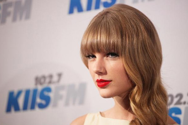 Someone at Taylor Swift's office is in big trouble