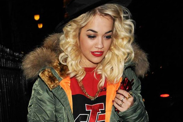 Rita Ora was too poor for a hotel