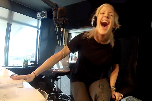 Ellie Goulding plays Killer Karaoke