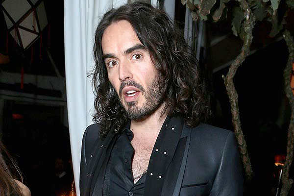 Russell Brand almost turned back to drugs