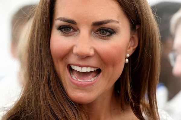 Are Will & Kate having a girl?