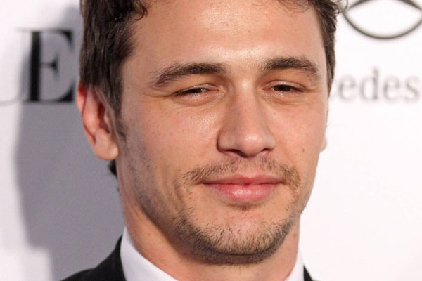 Why James Franco won't go home