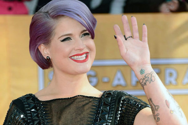 Kelly Osbourne suffers seizure