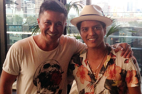 Bruno Mars talks to Mike - the full unedited interview