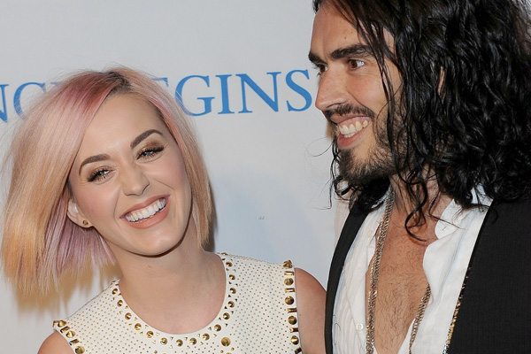 Are Katy Perry & Russell Brand back together?