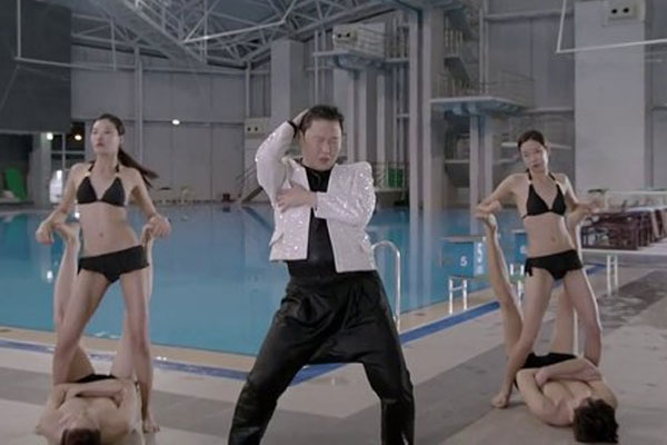 PSY is back with a new song &amp; video - 'Gentleman'