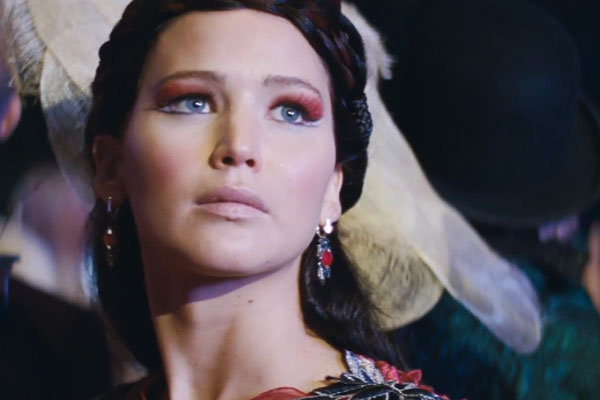 First trailer for The Hunger Games: Catching Fire is released!
