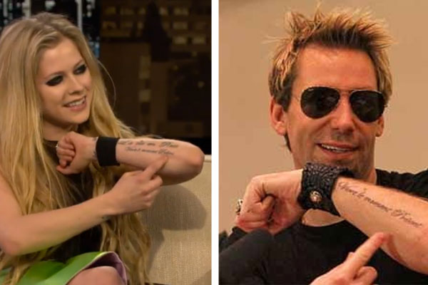Chad &amp; Avril