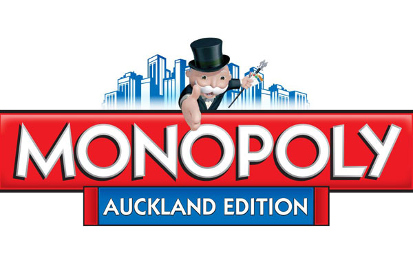 Auckland getting its own version of Monopoly
