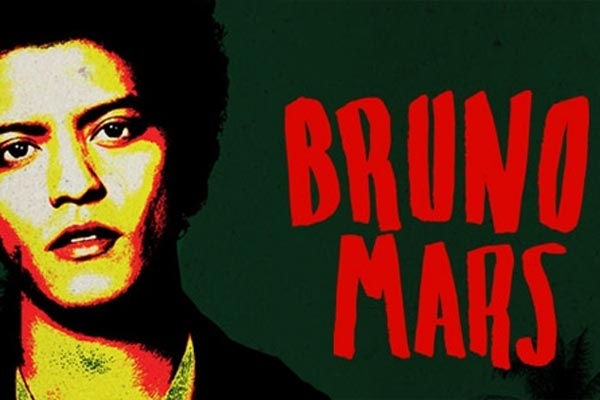 New show announced: Bruno Mars live in NZ