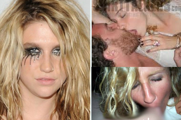Ke$ha mortified by oral sex photo