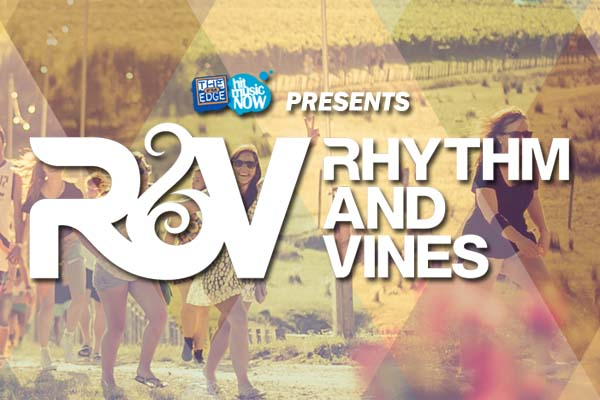 The Edge presents Rhythm and Vines 2013/2014