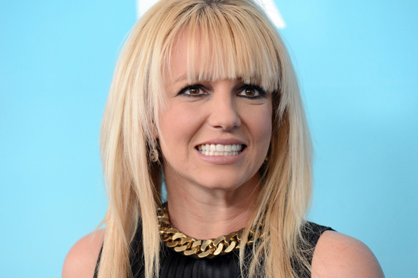 Britney under fire from gun-control groups