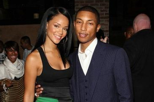 Pharrell is working with Rihanna on a new fashion show