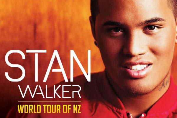 The Edge presents Stan Walker's World Tour of NZ