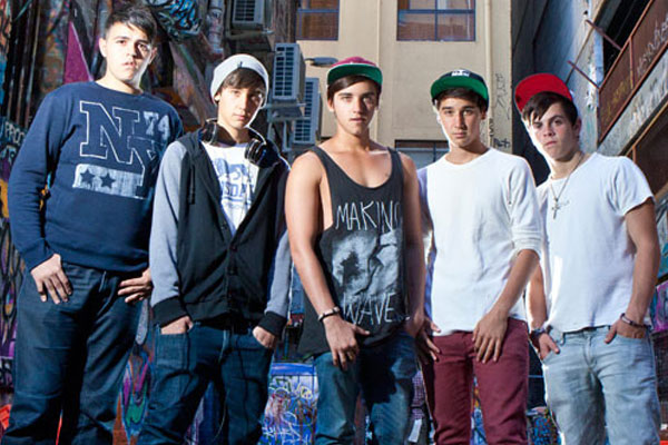 The Janoskians are coming to NZ