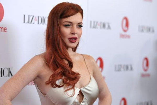Lindsay Lohan is taking 270 outfits... to rehab