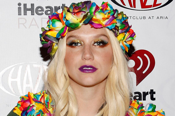 Ke$ha: 'My boobs help me write songs'