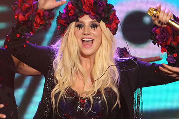 Ke$ha thinks Beyonce is perfect