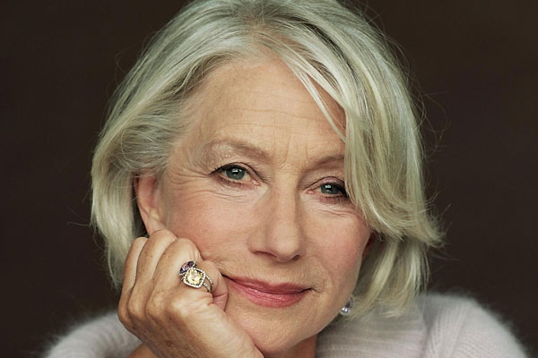 Dame Helen Mirren grants a dying boy's wish
