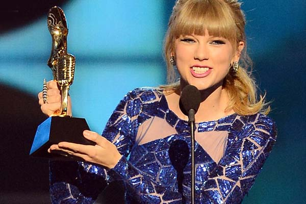 Taylor Swift confesses her longest and best relationship at the Billboard Music Awards
