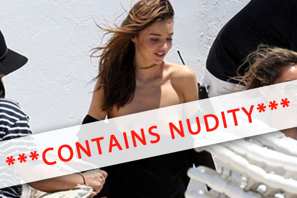 Miranda Kerr naked pics *NSFW - contains nuditiy*