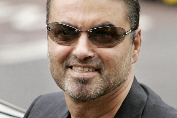 George Michael lucky to be alive after another car crash