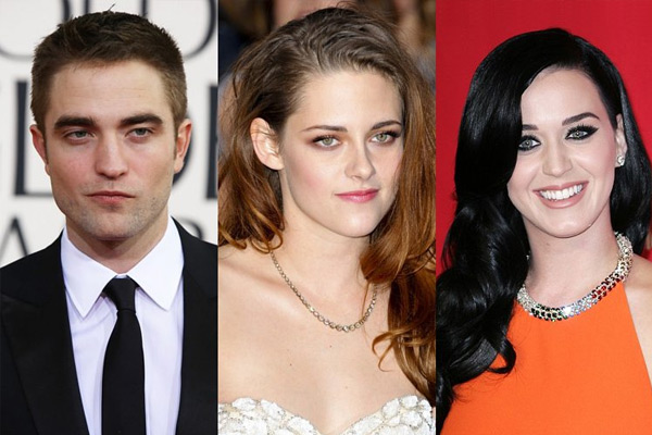 Katy Perry apparently responsible for R-Patz and K-Stews break-up