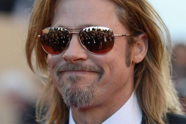 Brad Pitt's embarrassing disorder