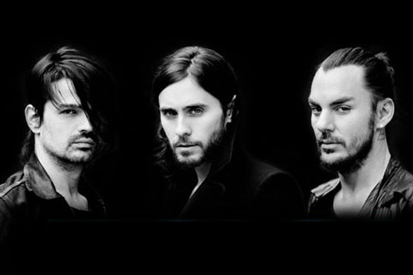 Thirty Seconds To Mars reveal new track 'Conquistador' - listen now