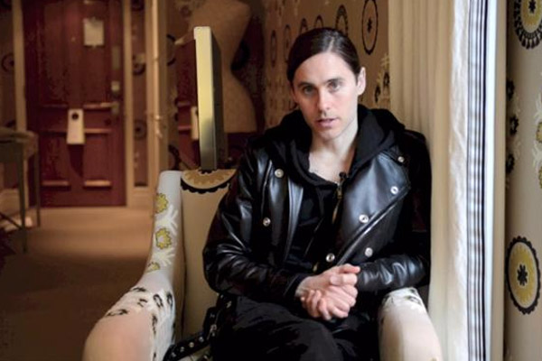 Thirty Seconds To Mars' Jared Leto has a message for their NZ fans