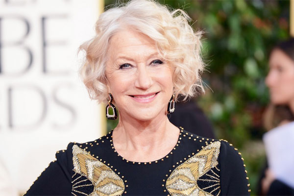 Helen Mirren drops the F bomb