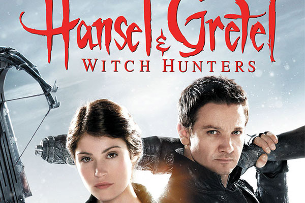 Win Hansel & Gretel Witch Hunters on DVD