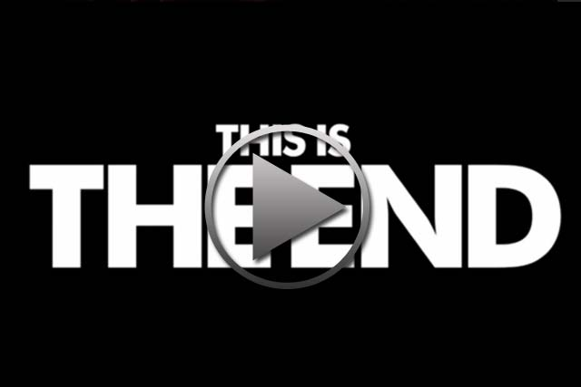 This is the end trailer