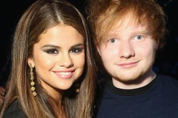 Ed Sheeran & Selena Gomez are going out!