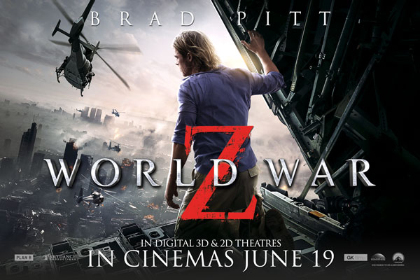 Fly to New York for apocalypse survival training with World War Z