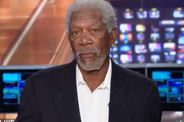 Morgan Freeman explains twerking