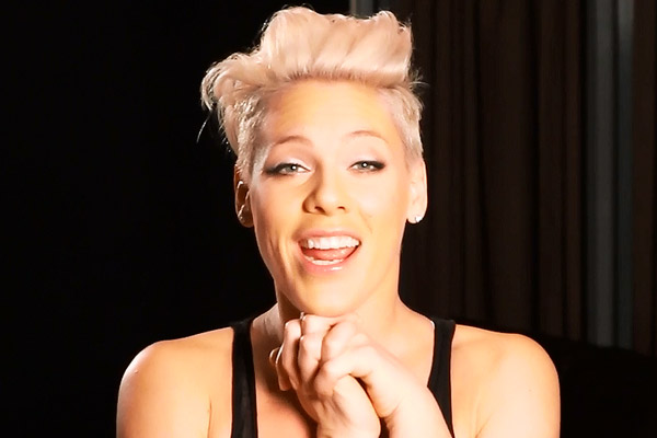 P!NK's special message to Edge listeners