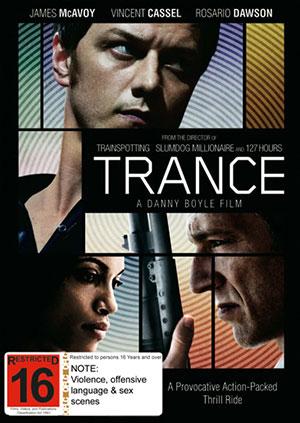 Trance DVD