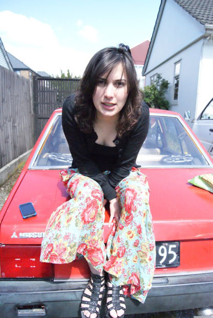 I brought these lovely floral pants for $6.00 from an op-shop over three years ago! These pants are honestly the most comfortable pants EVER! At first I was unsure and not confident enough to wear them in public but when I did I got loads of fabulous comments. They will absolutely be worn heaps this summer. They are totally groovy.