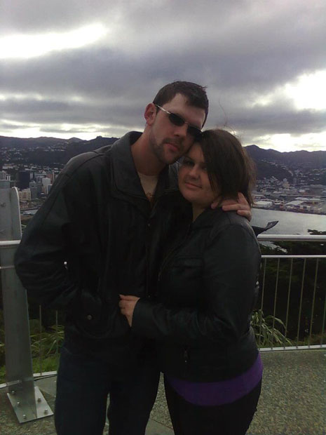 I am wearing a black synthetic leather jacket , i brought this jacket in 2010 down in christchurch and what makes this so important to me is that it was the jacket i worn on my very first date with my boyfriend of now 2years and 5 months it feels like good luck because hes the guy of my dreams. <3