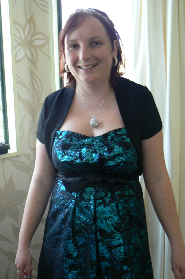 this is the dress i wore to my best friends wedding. it was brought the day before the wedding as we had issues with the dresses we had brought online. its my favourite because it was such an amazing beautiful day that went smoothly after all the hard work we put into it