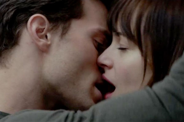Fifty Shades Of Grey releases steamy new trailer