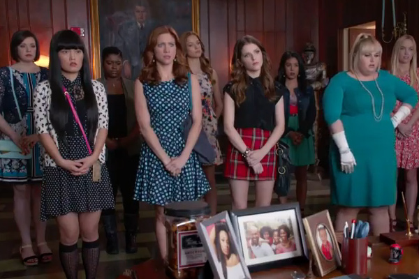 Pitch Perfect 2 trailer has just hit the net!