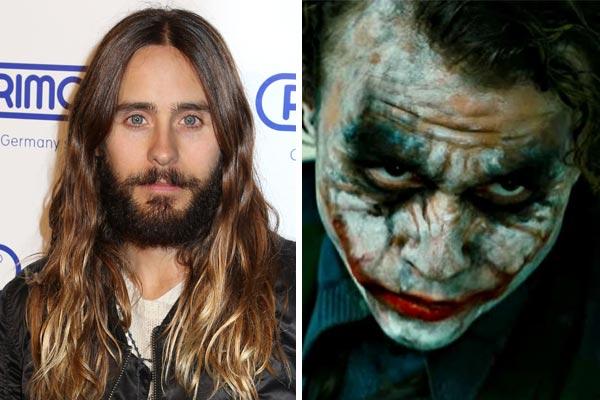 Jared Leto gets cast as The Joker