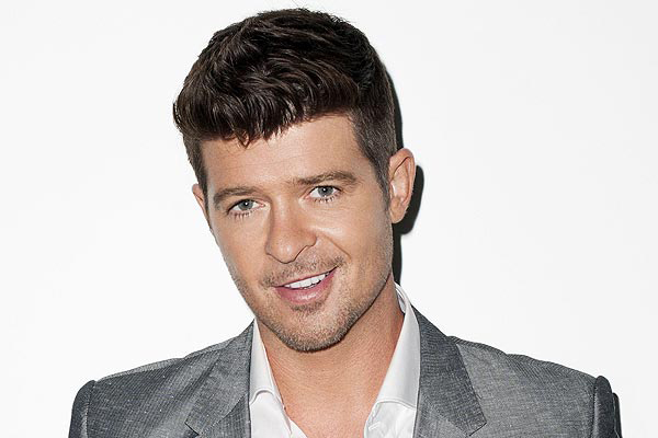Are Robin Thicke's pleas to his wife working?
